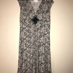 Fashion Bug floral print dress-L